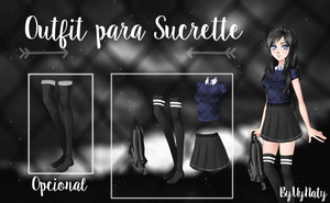 Outfit Para Sucrette2 by UyNaty