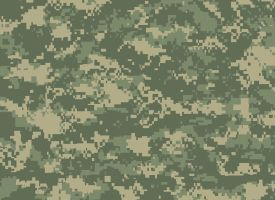 Camouflage - United States - UCP by BradVickers