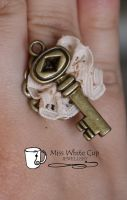 ring: steampuncute by Margotka