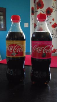 Two Different Cola Flavors by shnoogums5060