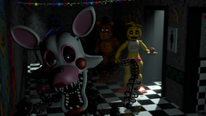 (SFM)FUn AnD TeRriBlE LiViNG by SpringBonnieNotTrap
