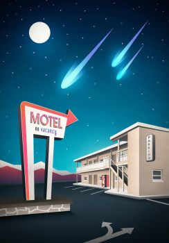 Little Motel by dvdhyh