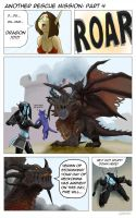 Another Rescue Mission Part 4 by uncaringbear