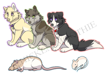 adoptables by chickensmoothie
