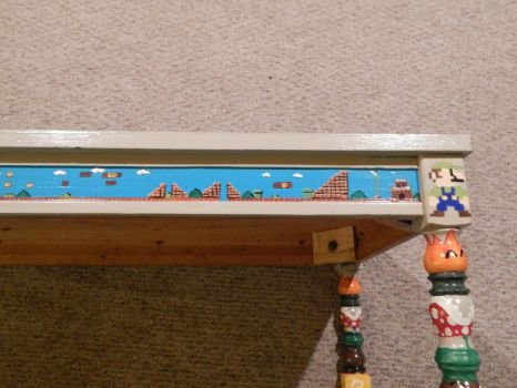 Nintendo Controller Table Side 2 by x3KHloverx3