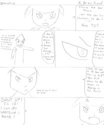 Ghetto Police Ch.3 Be My Friend Page 1 by Tracksidegorilla1
