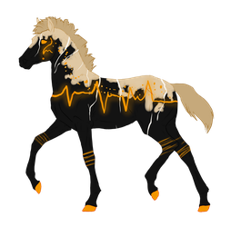 N3794 Padro Foal Design for Queen-Anarchy by Mimi-McG