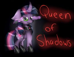 Queen of Shadows by TomboyGirl45