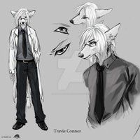 Travis Conner Reference by NukeRooster