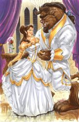 Beauty and the beast by Elias-Chatzoudis