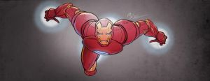 Ironman by TheBabman