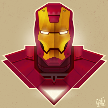 IRONMAN by JakkeV
