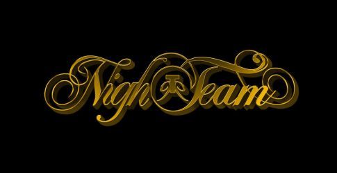 Nighteam - Logo V1 by GrafikInvaders
