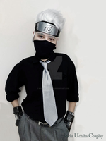 Formal Kakashi Hatake by NicholiDeSchidor