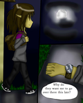 The paranormal killer page 1 by mgwolf999