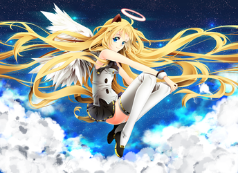 SeeU again little Angel by lEdogawa