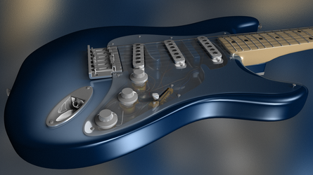 Another Guitar by Antscape