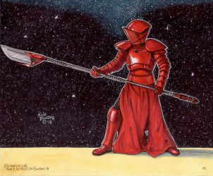 Elite Praetorian Guard ( Sixth Guard ) by Phraggle