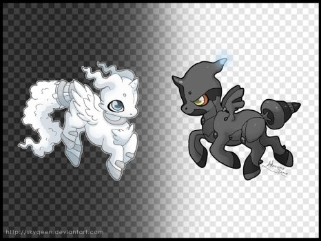 My Little Legendaries by Almairis