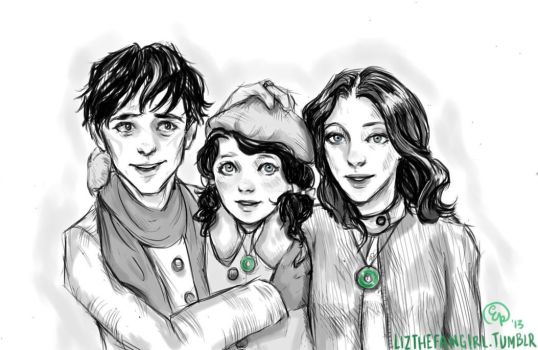 The Carstairs by lizthefangirl