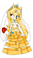 Miz Is Ready For Her Wedding by Mongoosegoddess