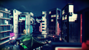 City Life by zimsd619