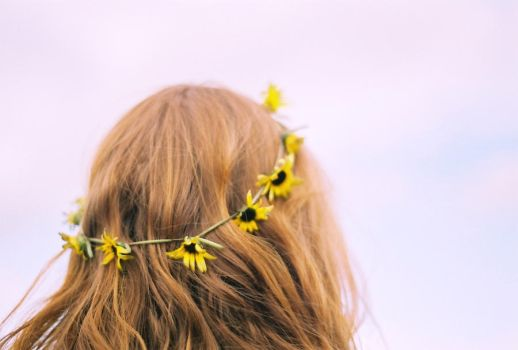 .daisy chain by dippedFEATHER