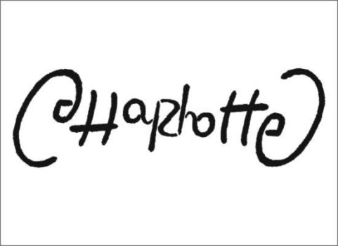 Charlotte ambigram by dtw42