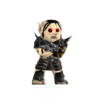 SoM Funko Pop figure - Mogg the Other Twin by Dreamer-In-Shadows