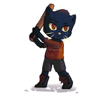 Mae by LittleWoodlouse