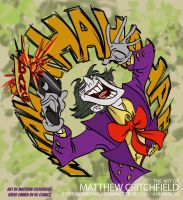 Batman - What a Joker by Mattartist25