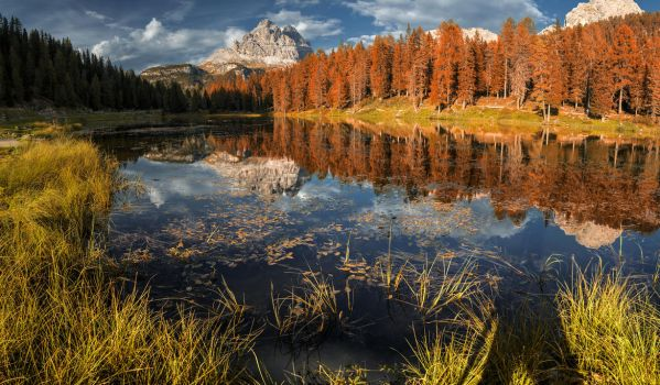 Dolomites pt. XII by TheChosenPesssimist