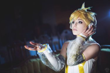 Kagamine Len - Append by Tawii-Kitsune