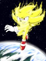 Super Sonic by WhiteRaven4