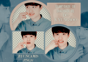 D.O EXO #43 - PNGS by fairyixing