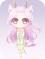 Fuwano Adoptable | Set Price (CLOSED) by nilachu