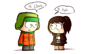 Kyle and Chris by aq1218