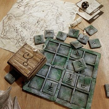 Dungeons and Runes by ryoshi-un