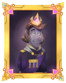 Prince Egoa by The--Magpie