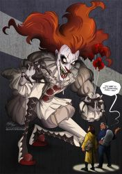 We All Float, Capitaine by Quarter-Virus