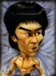 Bruce Lee by rkw0021