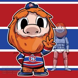 Montreal Canadiens by SkySunnymQ