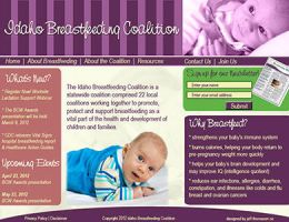 Idaho Breastfeeding Coalition by SkyFitsJeff