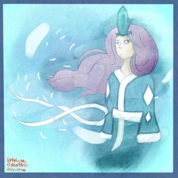Humanize Suicune Request by Espeon9488