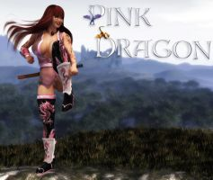 Amazon : Pink Dragon by Ondoval