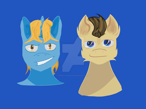 how I draw MLP The Master and The Doctor Pt.2