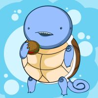 Squirtle by Sir-Heartsalot