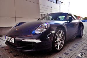 Porsche 911 (991) Carrera S [2] by Alex230
