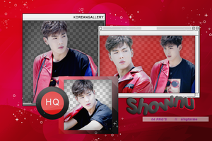SHOWNU | MONSTA X | PACK PNG by KoreanGallery