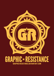 GR's Logo by graphic-resistance